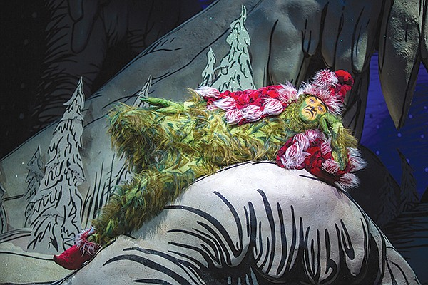 How the Grinch Stole Christmas at the Old Globe Theater