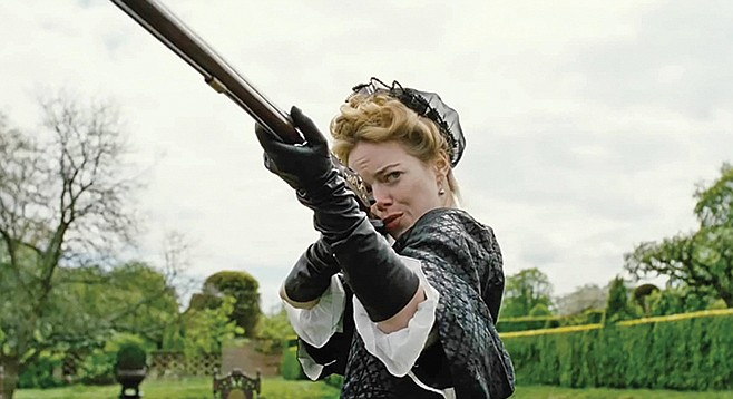 The Favourite: Emma Stone, gunning for the top spot.