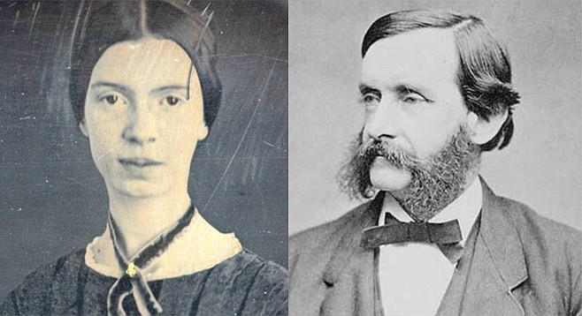 Emily Dickinson and Thomas Wentworth Higginson