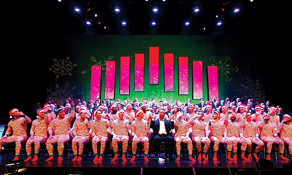 San Diego Gay Men's Chorus presents Jingle
