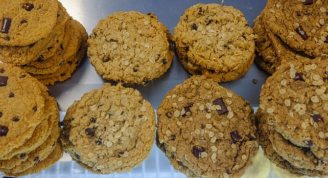 Are these cookies vegan enough for you?