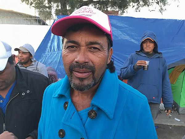 Jose Reiner Castellanos Benabides - We'll help build the wall!