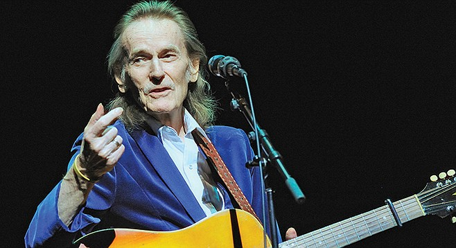 Gordon Lightfoot at Balboa Theatre on March 13