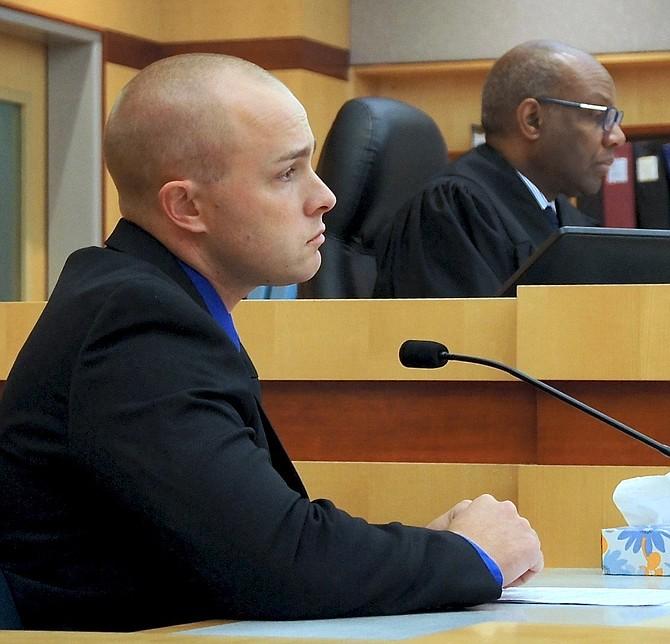 Officer Michael Byrne and judge Washington