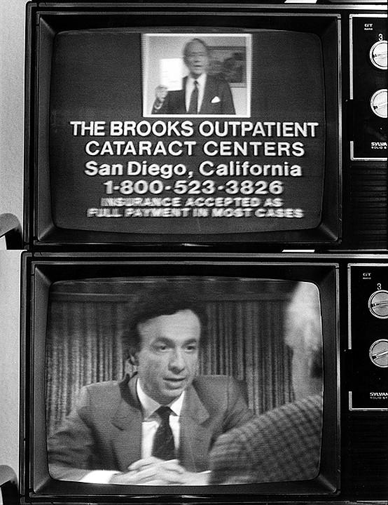 Dennis Brooks television commercial