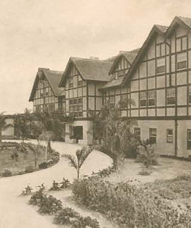 Stratford Inn, once a hotspot for Hollywood stars turned vagrant hangout, was demolished in the 1969 and replaced with the L'Auberge replaced it in the 1989.