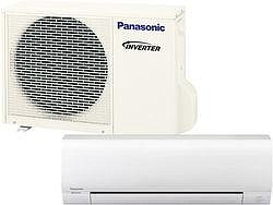 Heating and cooling with Panasonic ductless air conditioner. https://d-airconditioning.com/collections/japanese