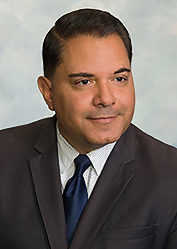 Chula Vista city councilman Steve Padilla