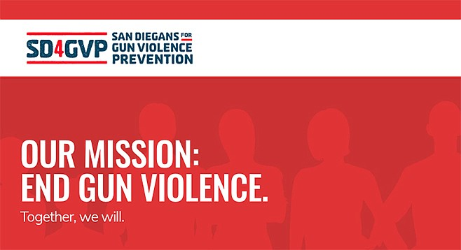 Wendy Wheatcroft, the founder of the San Diego Gun Violence Prevention Coalition, is preparing to run for the Seventh District seat currently held by Scott Sherman