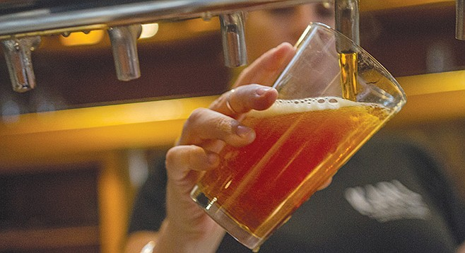 Most craft beers exhibit serious manufacturing flaws