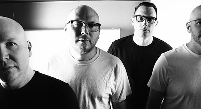 Smoking Popes at Soda Bar on  February 20