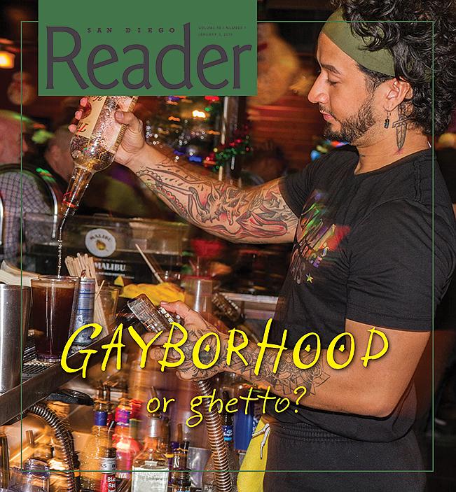 San Diego gay dating sites