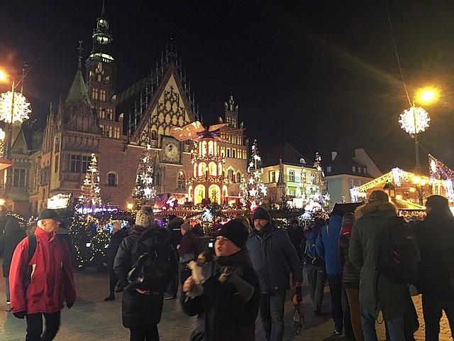 Wroclaw Christmas Fair