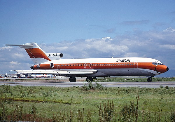 Plane crash in North Park, 1978