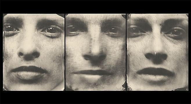 Sally Mann, American, born 1951, Triptych, 2004, Gelatin silver prints