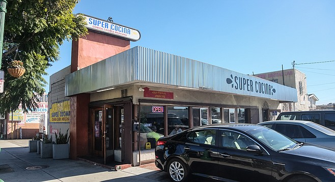 Super Cocina serves all the regional cuisines of Mexico in a single location.