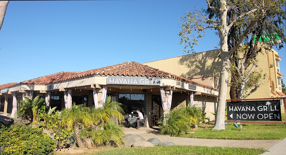 A Cuban shopping center restaurant in northeast Clairemont