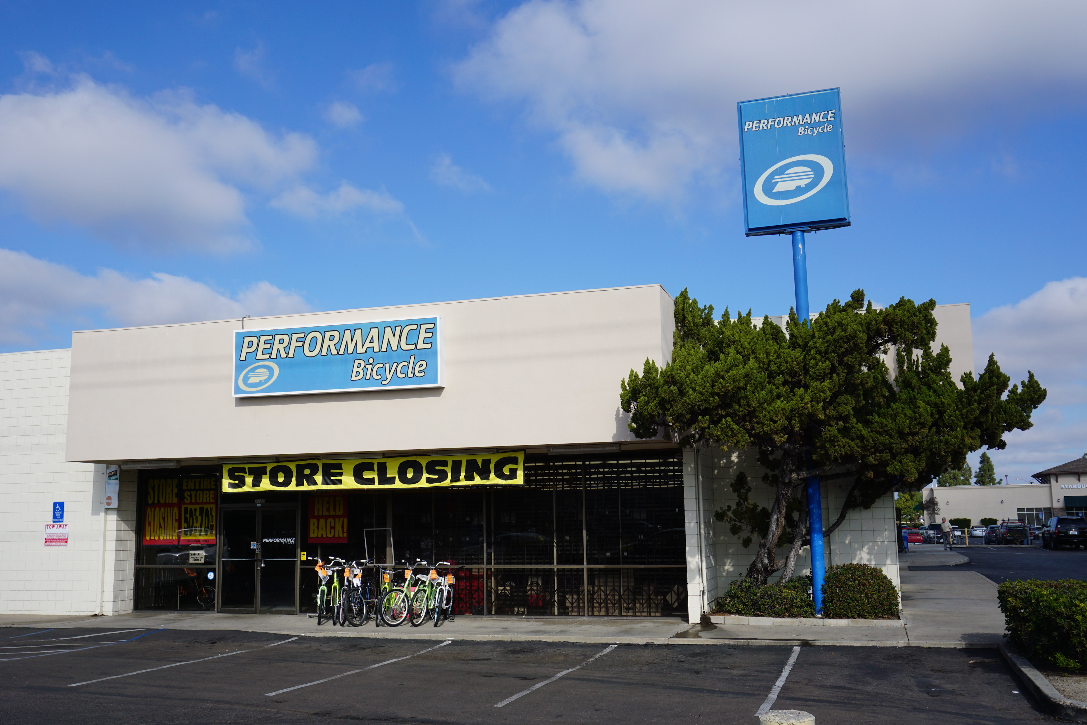 d84bfc78ec6 Performance Bicycle Shops shutting down – what does it mean?   San Diego  Reader