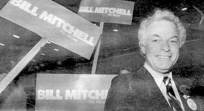 Bill Mitchell, a fifty-year-old Republican with a passion for the ethereal. - Image by Jim Coit