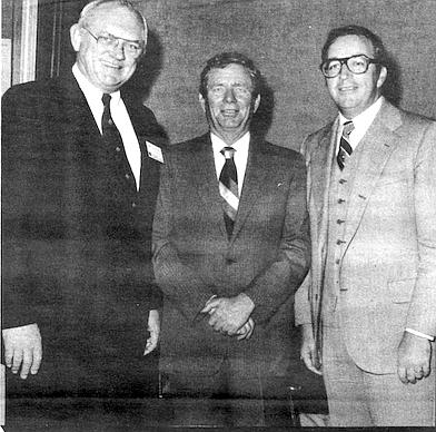 Richard Burt, Frank Hope, Lee Grissom
