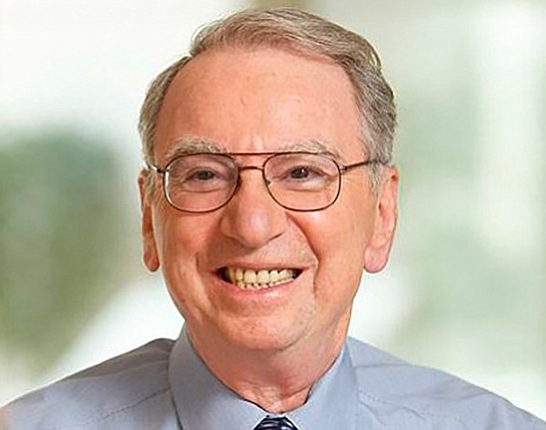 Irwin Jacobs is smiling because, for some reason, he seems to be in charge of Balboa Park now.