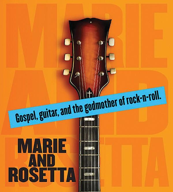 Marie and Rosetta