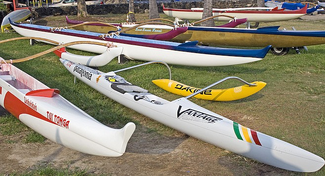 """""""Most of today's lightweight canoes and kayaks can be traced back to the one company."""""""
