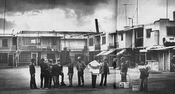 La Mes prison interior - Image by Dave Gatley/L.A. Times