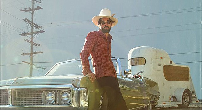 Ryan Bingham at Belly Up on March 23