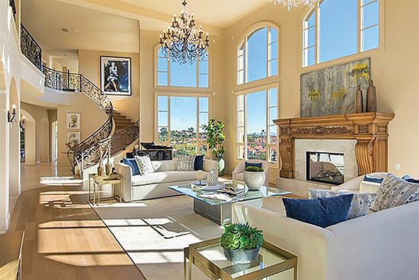 """One of the four """"substantial living areas."""""""
