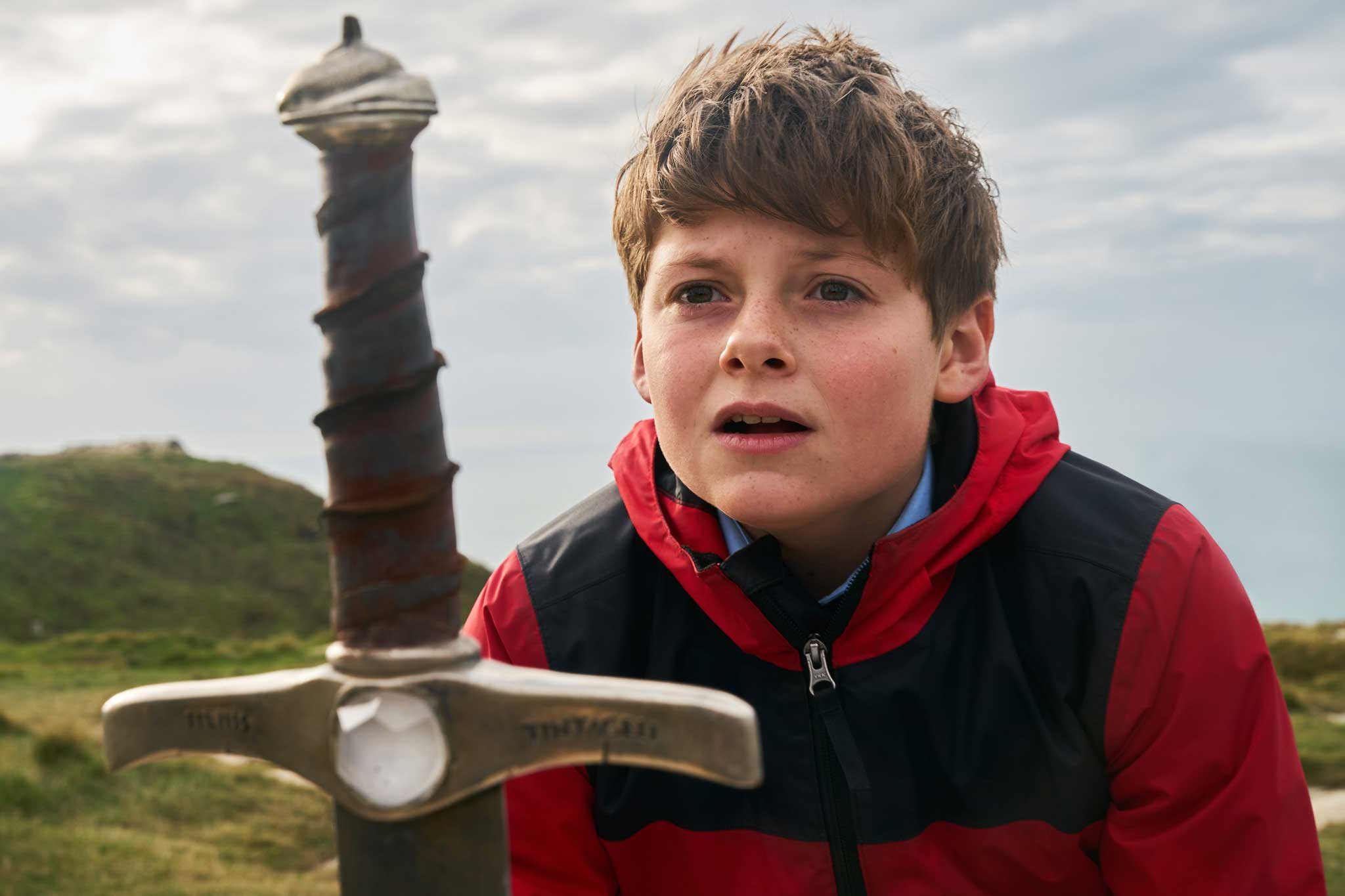 Movie Poster 2019: Critic Crowns The Kid Who Would Be King