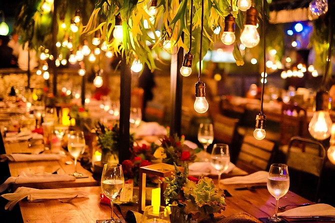 Use best lighting and music to make your events impressive for attendees. https://bit.ly/2NJr8RD
