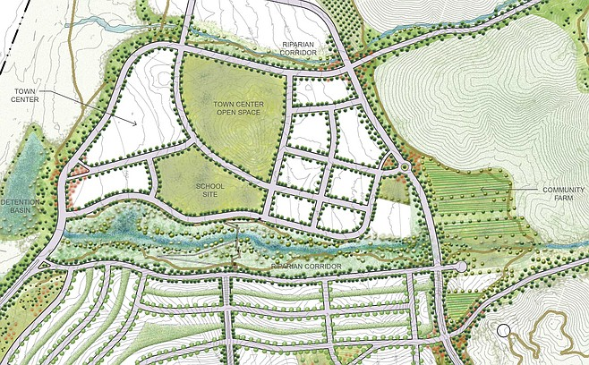 HomeFed Corporation, a Carlsbad-based company, has been trying to convince Santee for more than a decade that developing a housing community of 3000 homes on almost 3000 acres on the northwestern side of the city is a good idea.