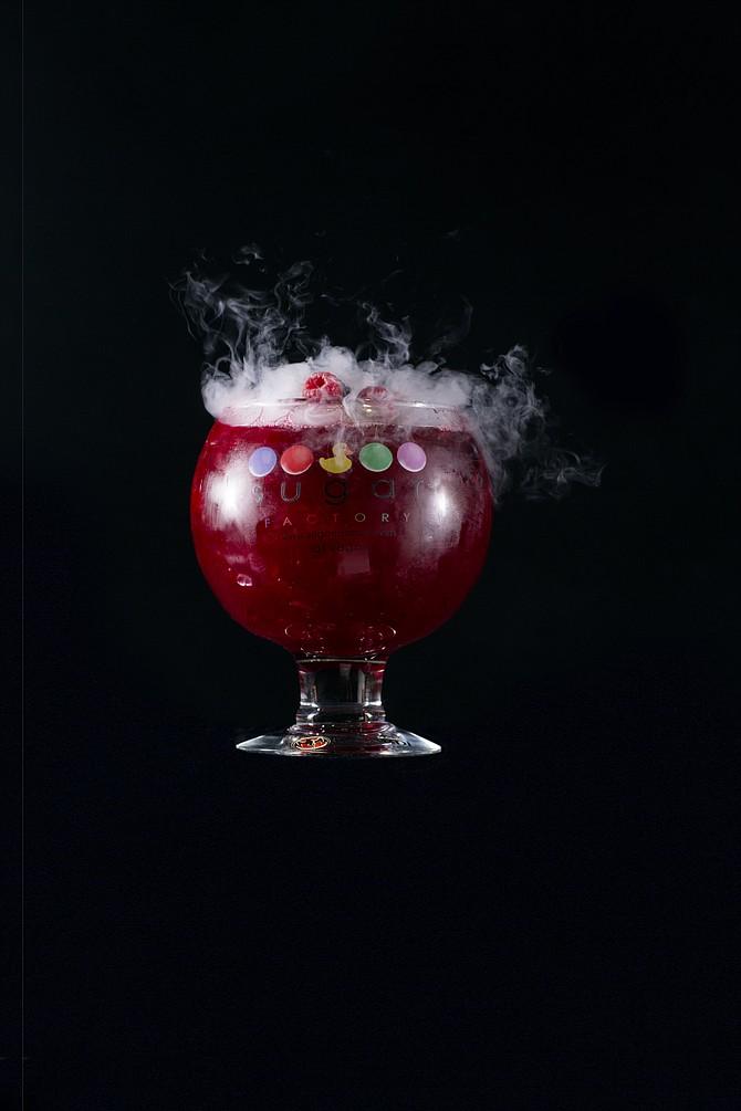 The Berry Bliss Goblet