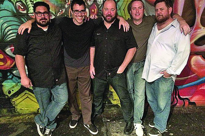Manganista will play the inaugural performance at Lemon Grove's 13 Point Brewing on February 8.