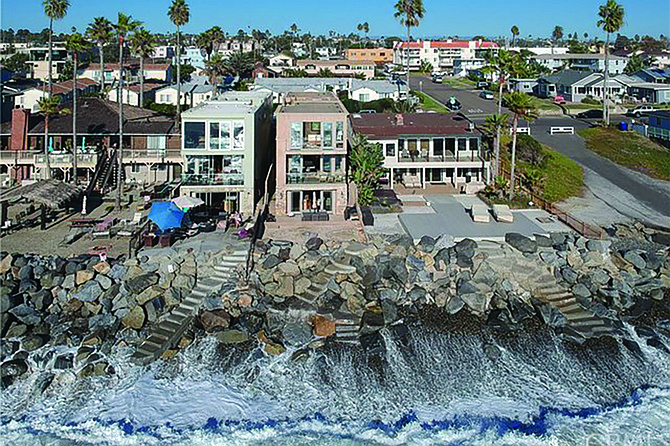 "Putting the ""oceanside"" in ""Oceanside real estate."""