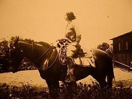 Julia Wright circa 1921