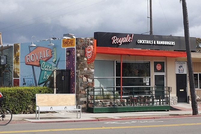 Royale took over the former Sessions Public location in Point Loma.