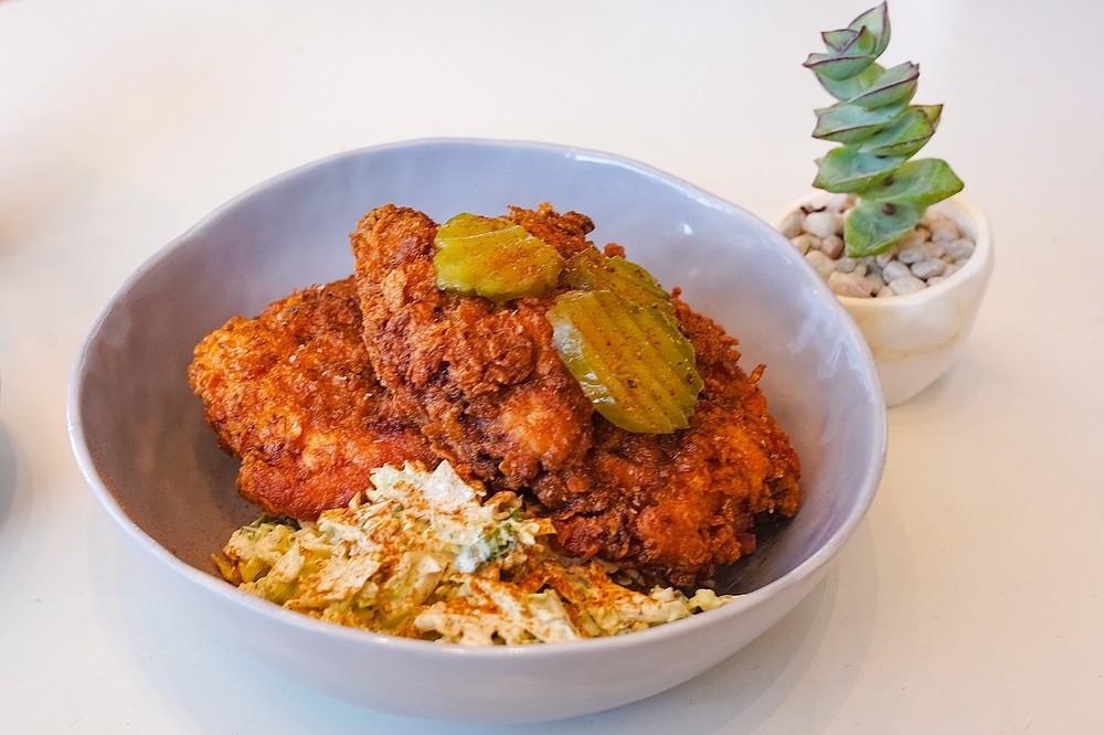 Common Stock's take on Nashville hot chicken