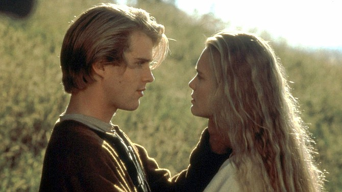 The Princess Bride is shown every year.