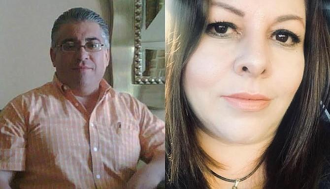 Gustavo Alemán Salazar and Mirna Ledezma