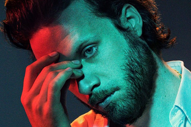 Father John Misty at Open Air Theater on June 6