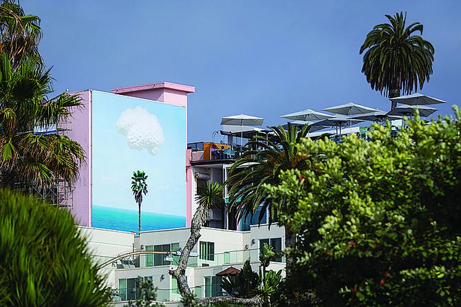 Murals of La Jolla walking tour