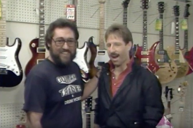 Guitar Trader Commercial Outtakes 1983