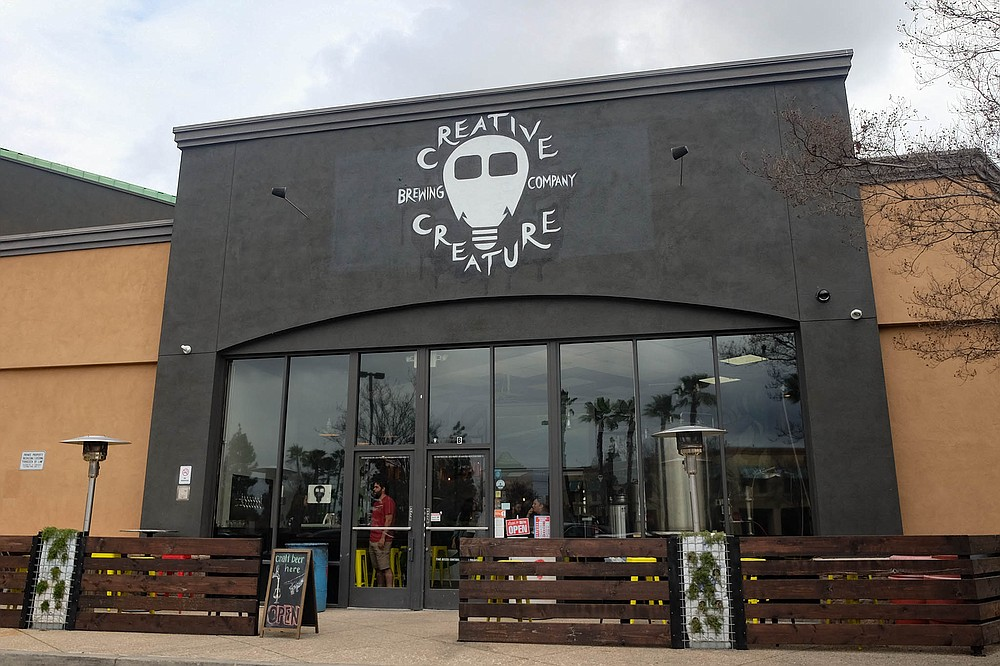 A new brewery operating out of downtown El Cajon