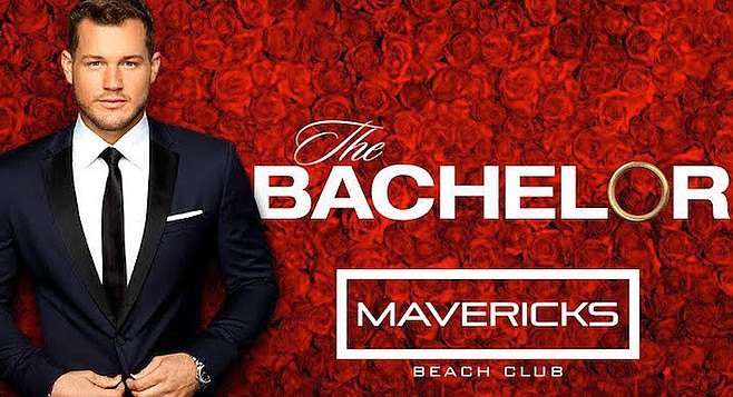 Promotion for Mavericks event