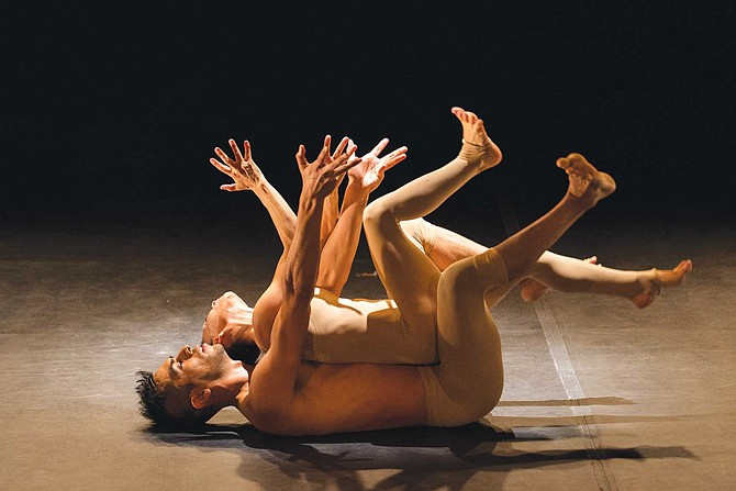 Kafkiana, choreographed by Rosario Verea, will be performed on April 13 at theLive Arts Fest in Liberty Station