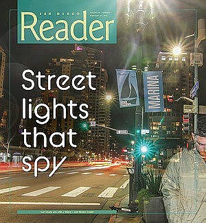 Reader cover story on city program. The city's trove of video surveillance data is exclusively in the hands of police, with no stated limitation.