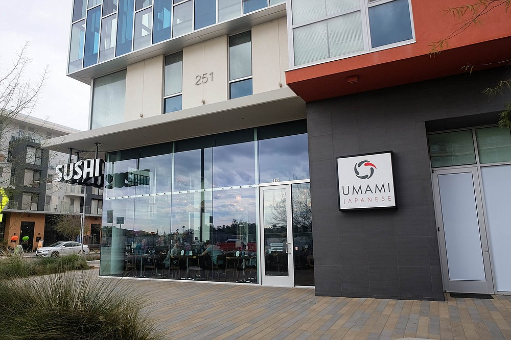 A Japanese restaurant for North City, San Marcos