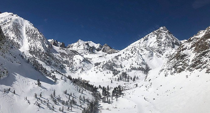 Kearsarge Pass, 11,709 feet